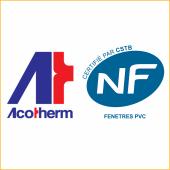 Acotherm Nf Fenetre Pvc Certifie Cstb Copie