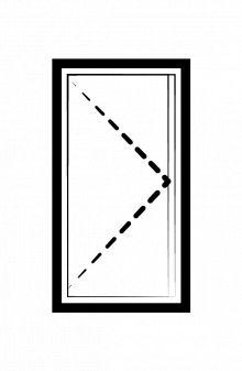 Porte Fenetre 1 Vantail Seuil Et Montant Serrure Noir
